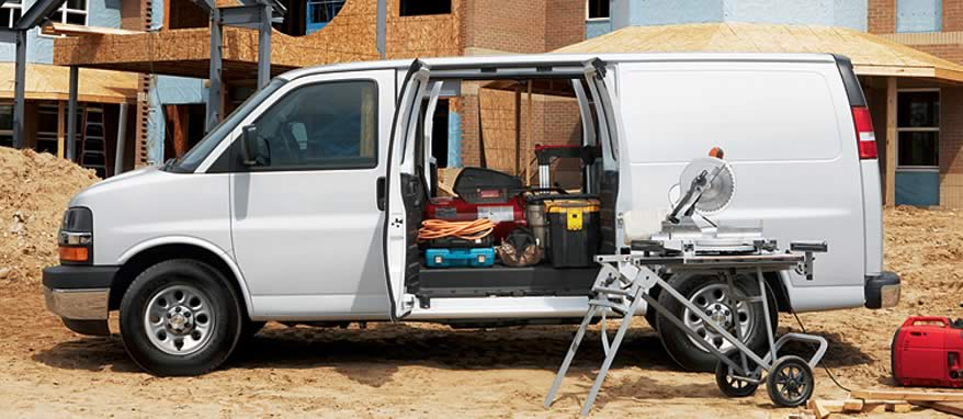 2017 Chevrolet Express Touch Up Paint